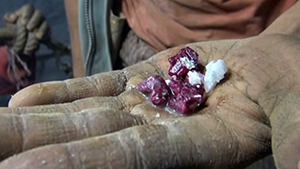 Join GIA field gemologists in a search for ruby in Mogok, Myanmar