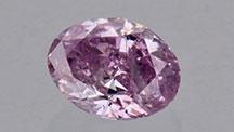 0.17カラットパープルの宝石
