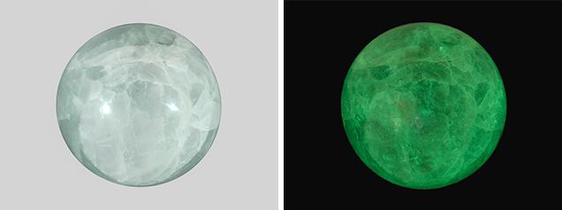 Large Fluorite Sphere