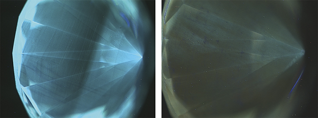 CVD Synthetics DiamondView