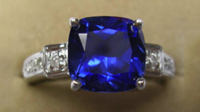 Sapphire Series Part 4 Gem Synthetic Sapphire And