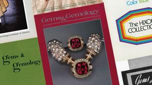 《宝石与宝石学》(Gems & Gemology) 的重要文章 Hero