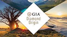 GIA Diamond Origin