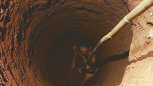 タイでの採鉱