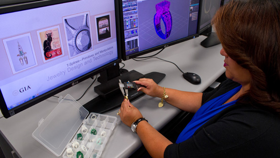 Jewelry Design Technology Program