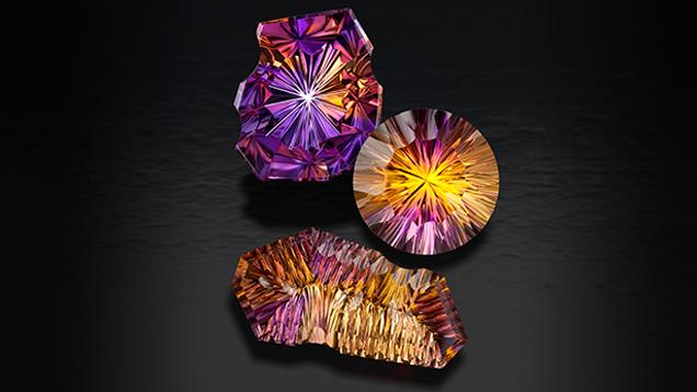 Resultado de imagen para concave cut gemstones