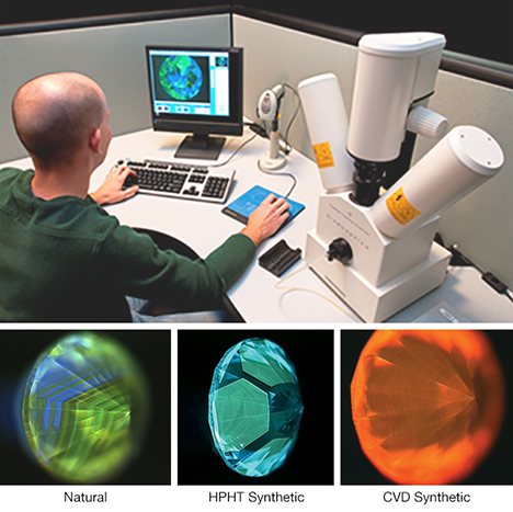 DiamondView imaging system
