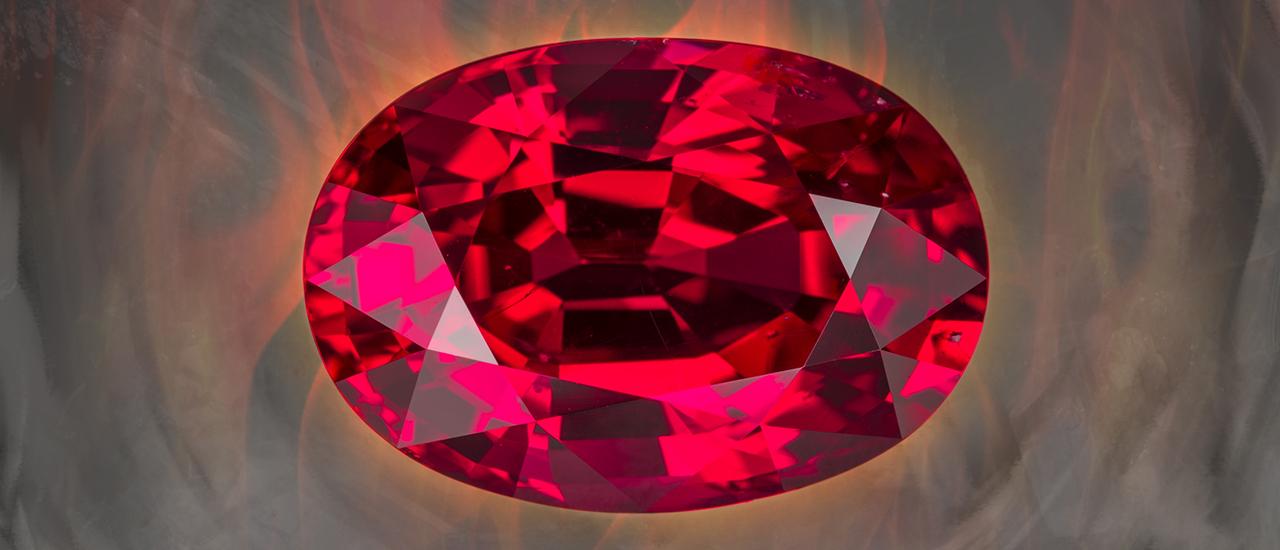 July 2021 Birthstone Ruby