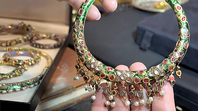 The Jewelry of Moguls and Maharajas Video