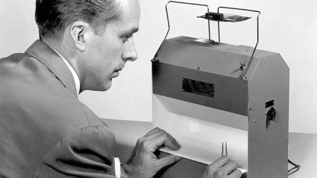 機器の歴史年表Lester Benson