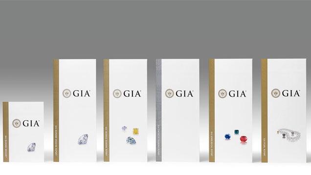 GIA Press Release - New Report Formats