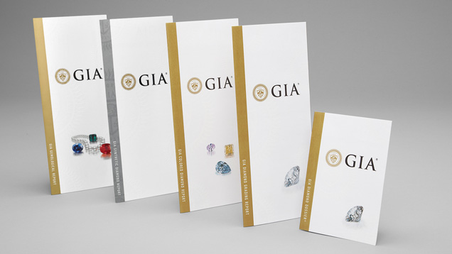 GIA Reports - New Format