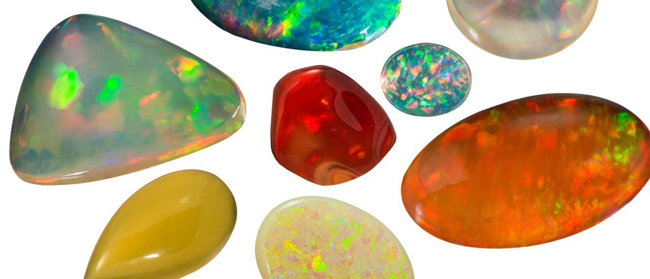 October 2021 birthstone opal