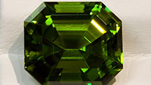 16.13-ct. Peridot Crystal