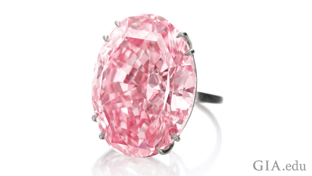 2017 Auction Roundup Pink And Blue Fancy Colored Diamonds Still Rule