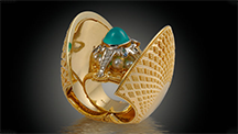 Special Jewelry Collection Showcases Innovative Designs Techniques