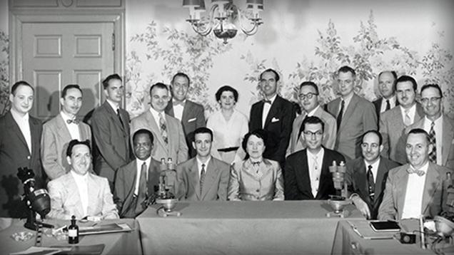 1954 Class In NY