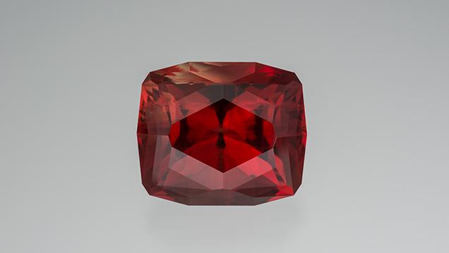Mixed-cut Oregon sunstone