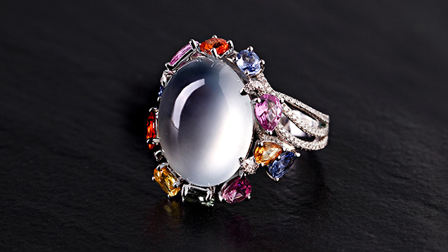 The Chinese Soul in Contemporary Jewelry Design Gems Gemology