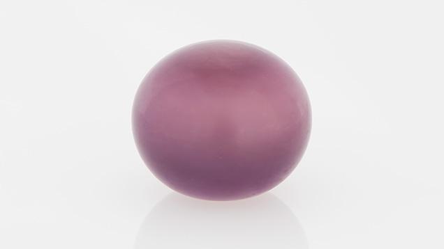 Purple quahog pearl