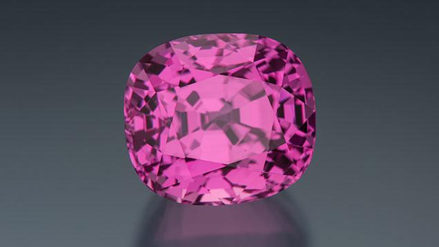 Sri Lankan Pink Sapphire