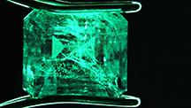 1.81 ct emerald/emerald doublet