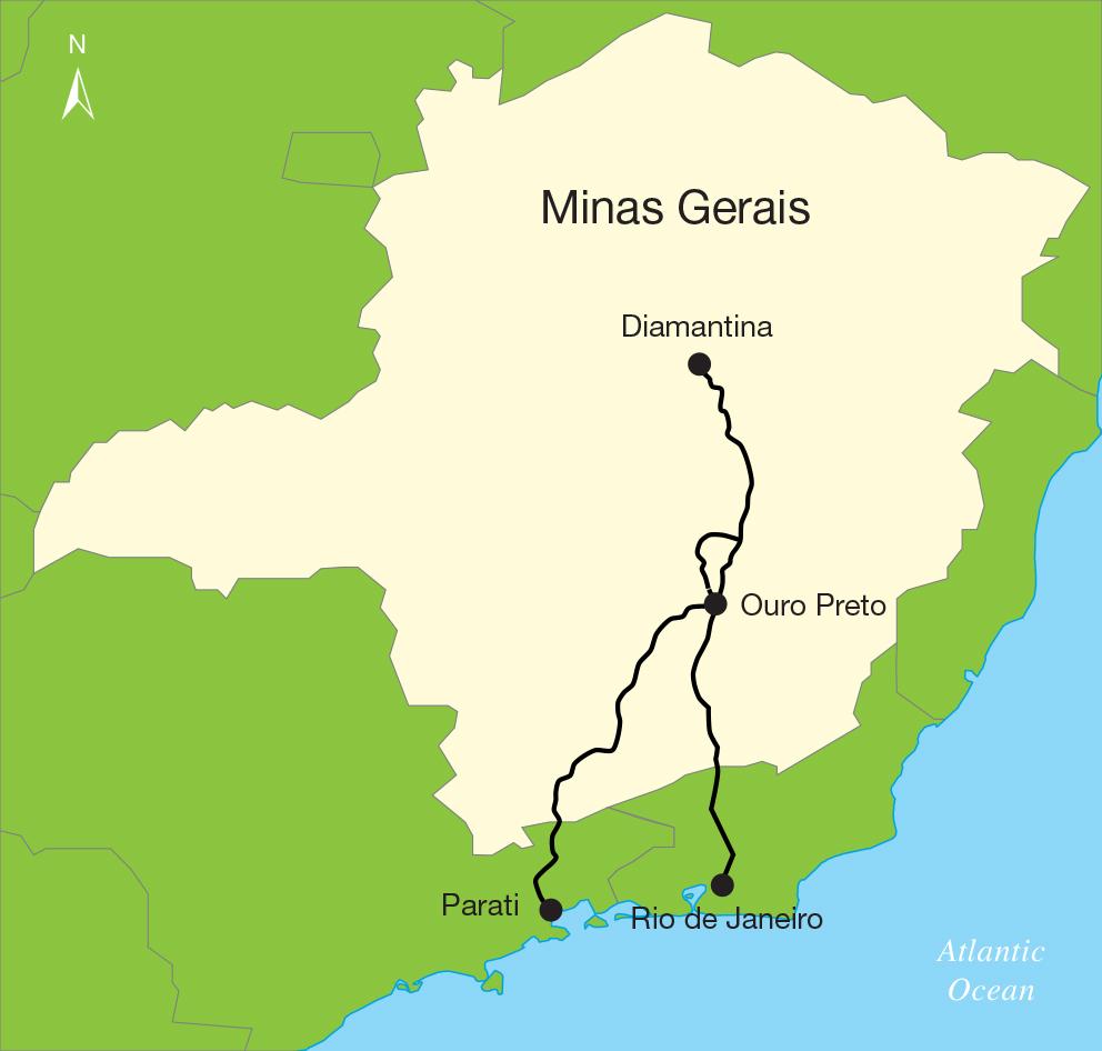 Brazil's Estrada Real