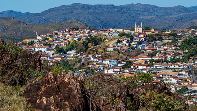 Diamantina, Brazil