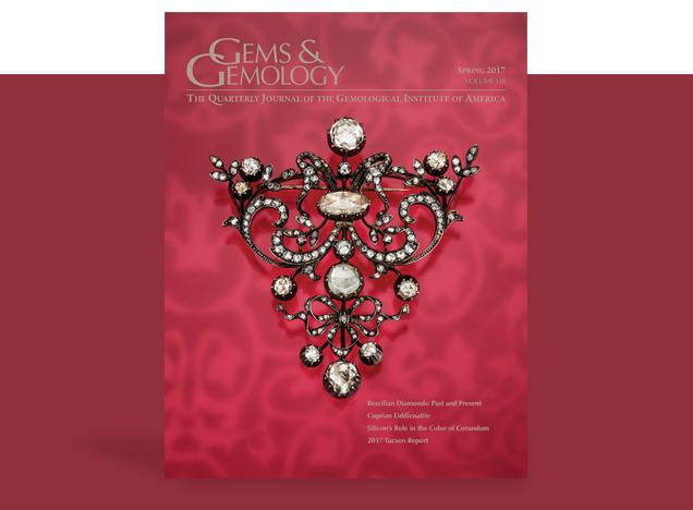 Spring 2017 Gems & Gemology