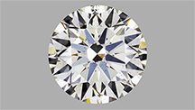Recently submitted 3.52 ct. CVD-grown diamond.