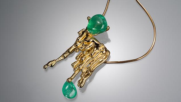 """""""Candelabra"""" Necklace"""