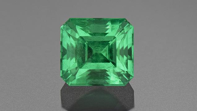 Emerald from Malysheva, Russia.