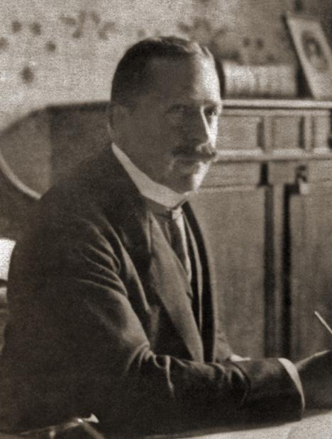 Dorotheus Kracker von Schwartzenfeldt