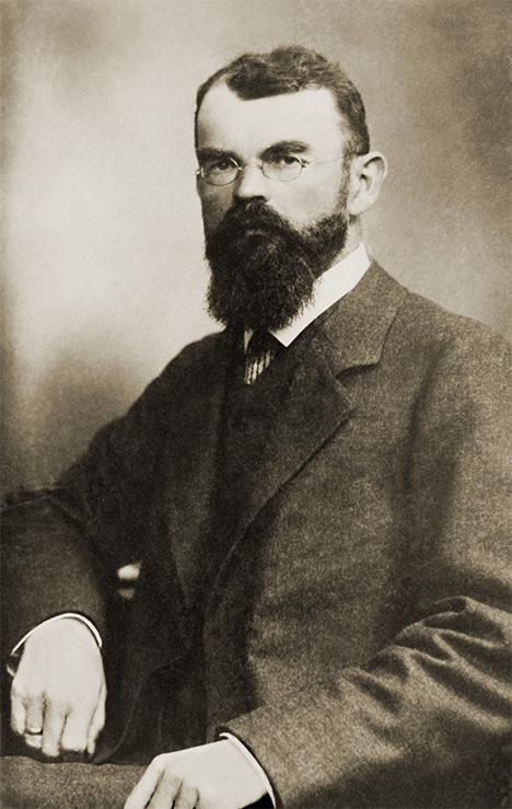 Prof. Robert Scheibe