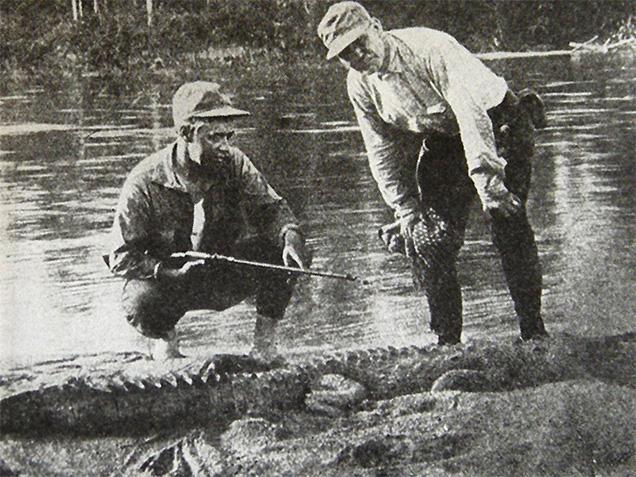Carl MacFadden (left) and Wilson Griffiths