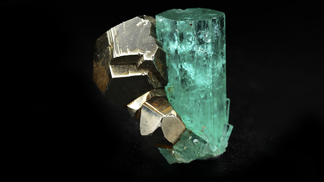 Emeralds from Chivor Photo Gallery