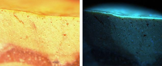 DiamondView Images of Serpentine