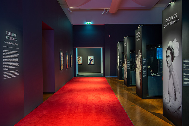 Cartier: The Exhibition displays