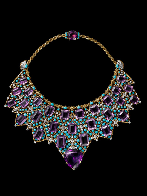 Bib necklace owned by Wallis Simpson