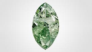 The repaired diamond.
