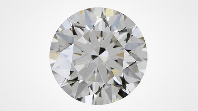 HPHT-Processed CVD Laboratory-Grown Diamond.