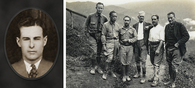 Robert Sylvester, C.K. MacFadden, Christopher Dixon, and Peter Rainier