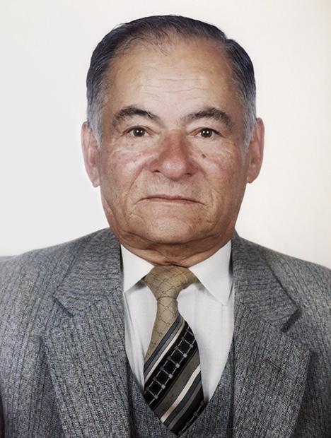 Pedro Patiño Patiño