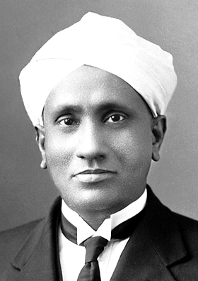 Photo of Sir Chandrasekhara Venkata Raman