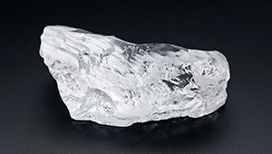 CLIPPIR diamond from Angola's Lulo mine