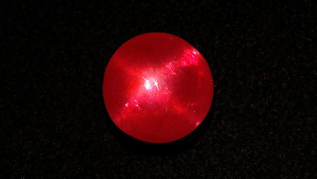 Star rhodochrosite from the Sweet Home mine, Colorado