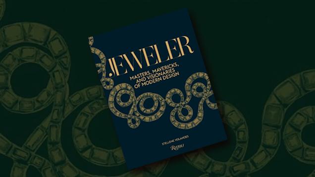 Jeweler: Masters, Mavericks, and Visionaries of Modern Design Book Cover