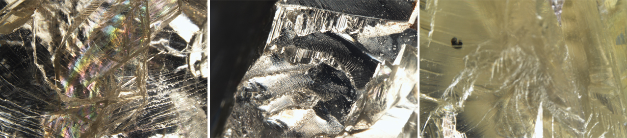 "187.66 ""cape"" diamond from the Diavik mine"