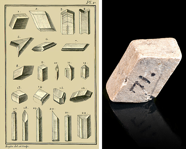 Early drawing and ceramic model of the Grand Sapphire