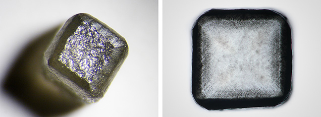 Diamonds from Marange and Zimmi